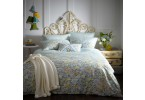Oasis Floral Ombre Bed Linen Set Dressed