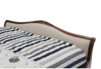 Alexander French Bed - Footboard View
