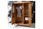 Lille French Double Wardrobe