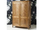 Lille French Double Wardrobe External