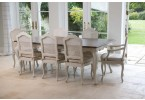 Louis Dining Table Set Image - With CHA55