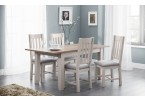 Malvern Contemporary Dining set