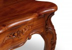 Rococo Mahogany French Dressing Table