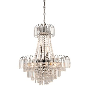 Clarence 8 Pendant Light