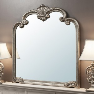 French Contemporary Minimal Mirror