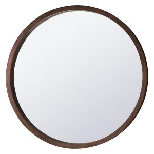 Rockbourne Convex Mirror Black & Gold
