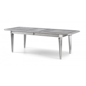 Hampshire Contemporary Grey Dining Table