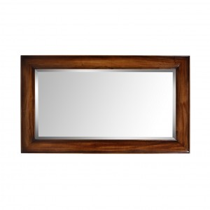 Antiqued Gold Dressing Mirror