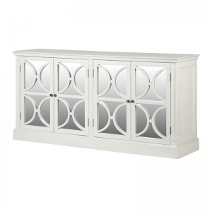 Ashwell Classic White French Hall Table