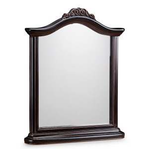 Charlotte French Painted Mirror