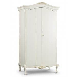 Moulin Noir French Mirrored Armoire