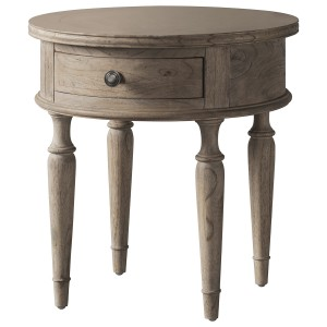Camille Weathered French Nest of Tables