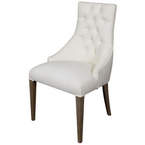Paris Upholstered Camel Dining Chair