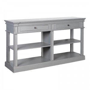 Chamonix Grey 4 Drawer Chest