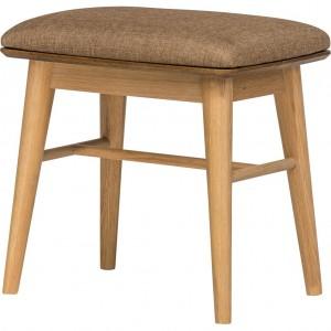 Richmond Soft Grey French Dressing Table Stool