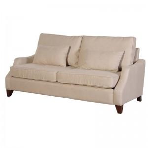 Mushroom 3 Seater Sofa