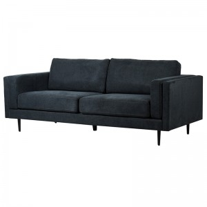 Cosmic Grey 2 Seater Sofa