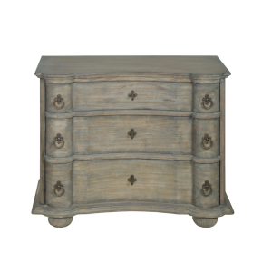 Dorset 2 Door Flower Carving Sideboard