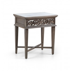 Antique White Provencale Antique White Round Centre Table