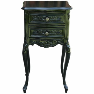 Rococo Noir Chest of Drawers