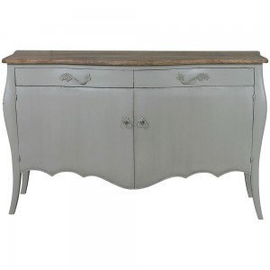 Astor Hand Embossed Metal Sideboard