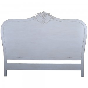 Upholstered French Headboard