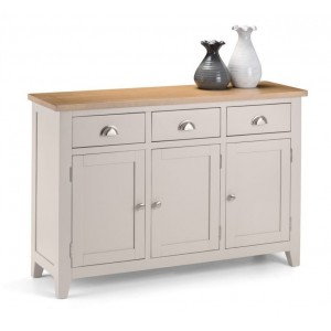 Tuscany Contemporary Oak Sideboard