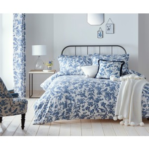 Oasis Amelia Grey Bed Linen Set