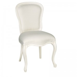 Loire French Grey Side Chair