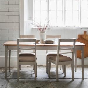 Chamonix Grey Coffee Table