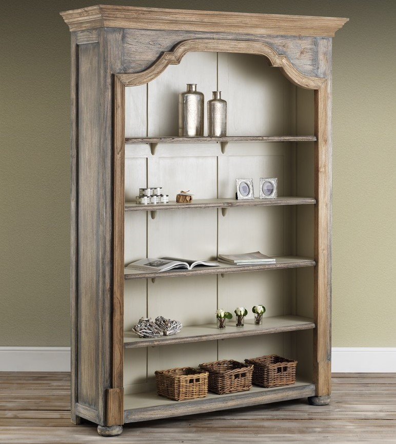 Dorset Contemporary Large Davis Bookcase French Style