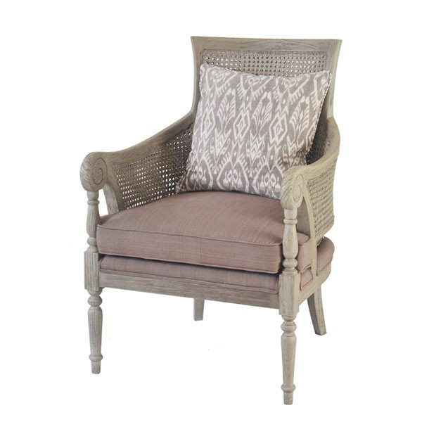 Dorset Rattan French Style Deep Armchair | French Chairs ...