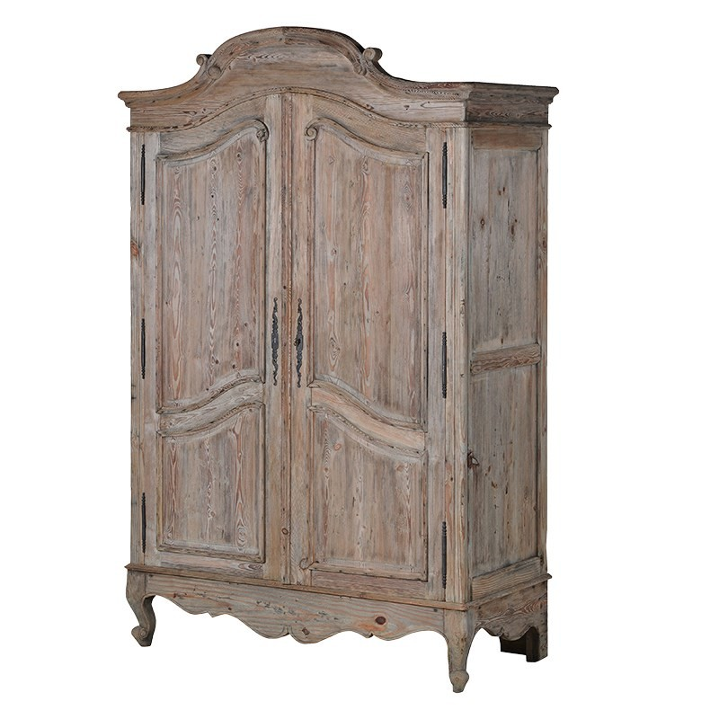 Bedroom Armoire Ikea French Bedroom Chairs Bedroom Room Interior Design Bedroom Armoires: Giselle Reclaimed Pine Armoire