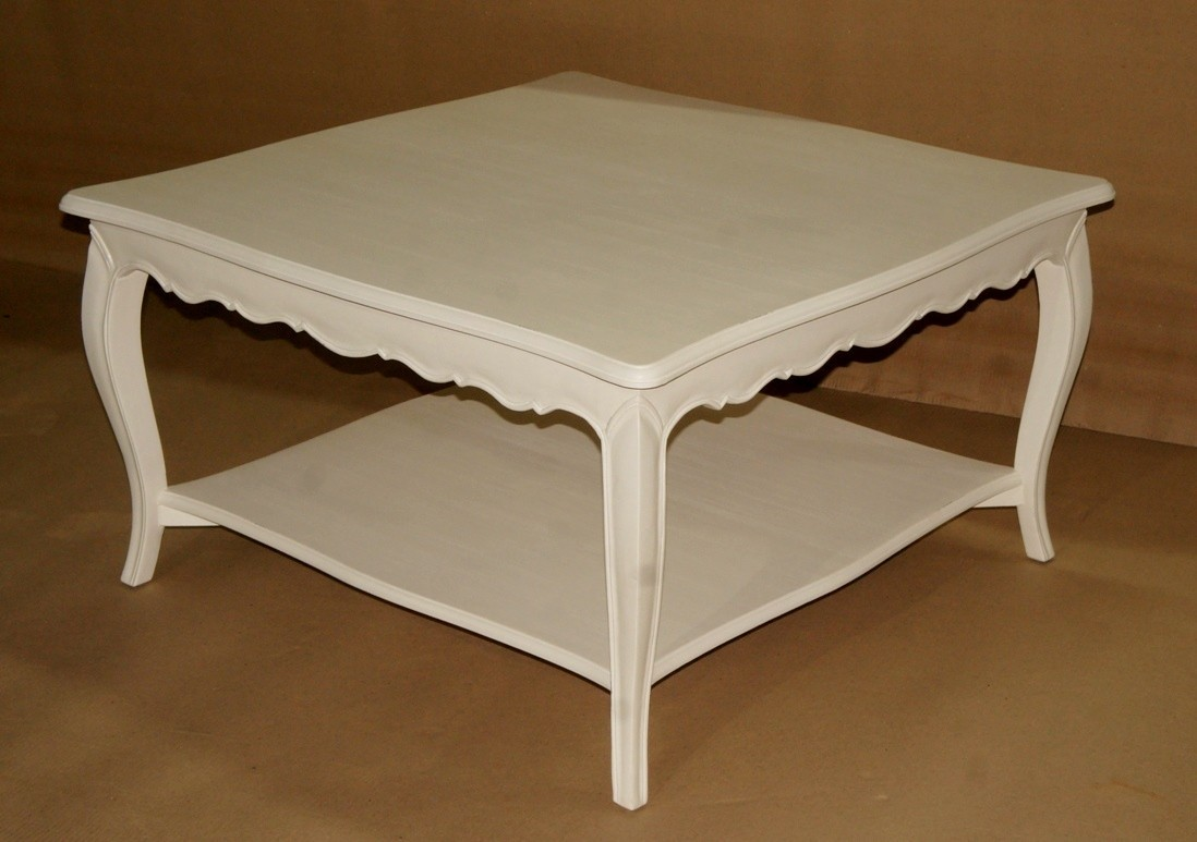 Louis french coffee table grey french shabby chic coffee tables louis coffee table champagne finish geotapseo Choice Image