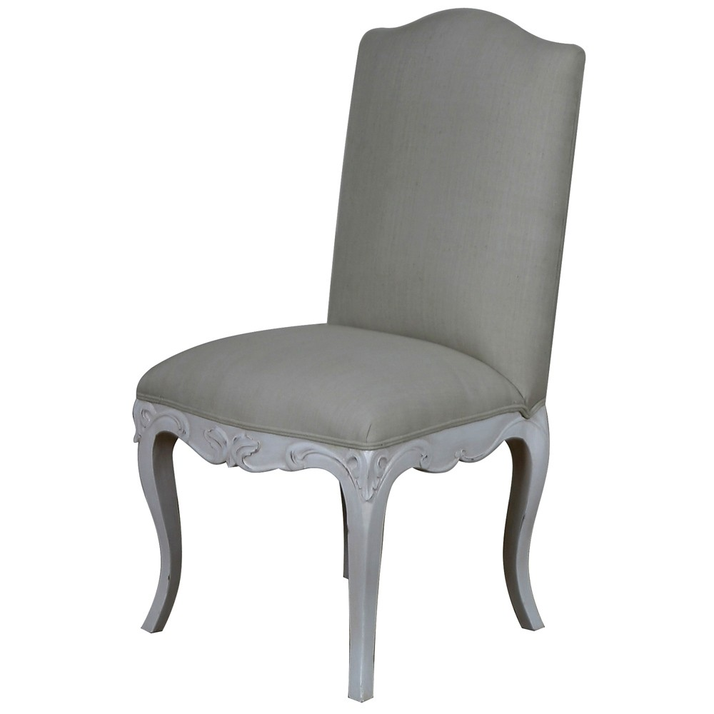 Louis french carved dining chair white painted french dining chairs french chairs