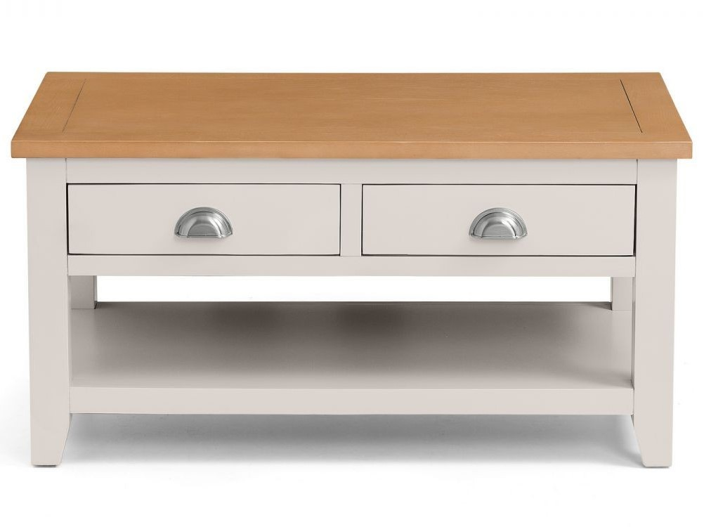 Malvern Contemporary Coffee Table French Coffee Tables