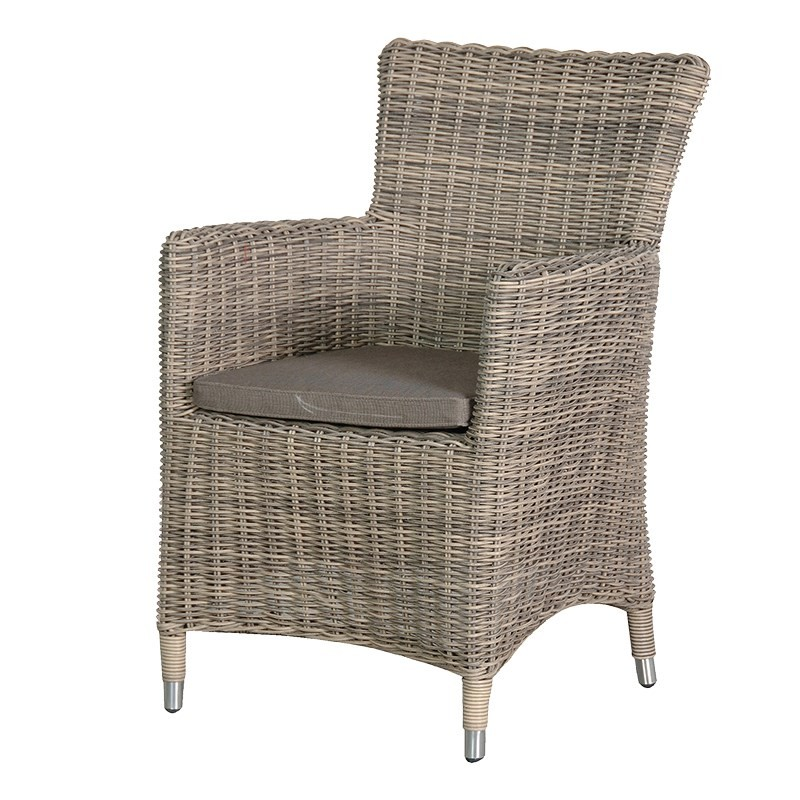 Outdoor Rattan Dining Chair Furniture