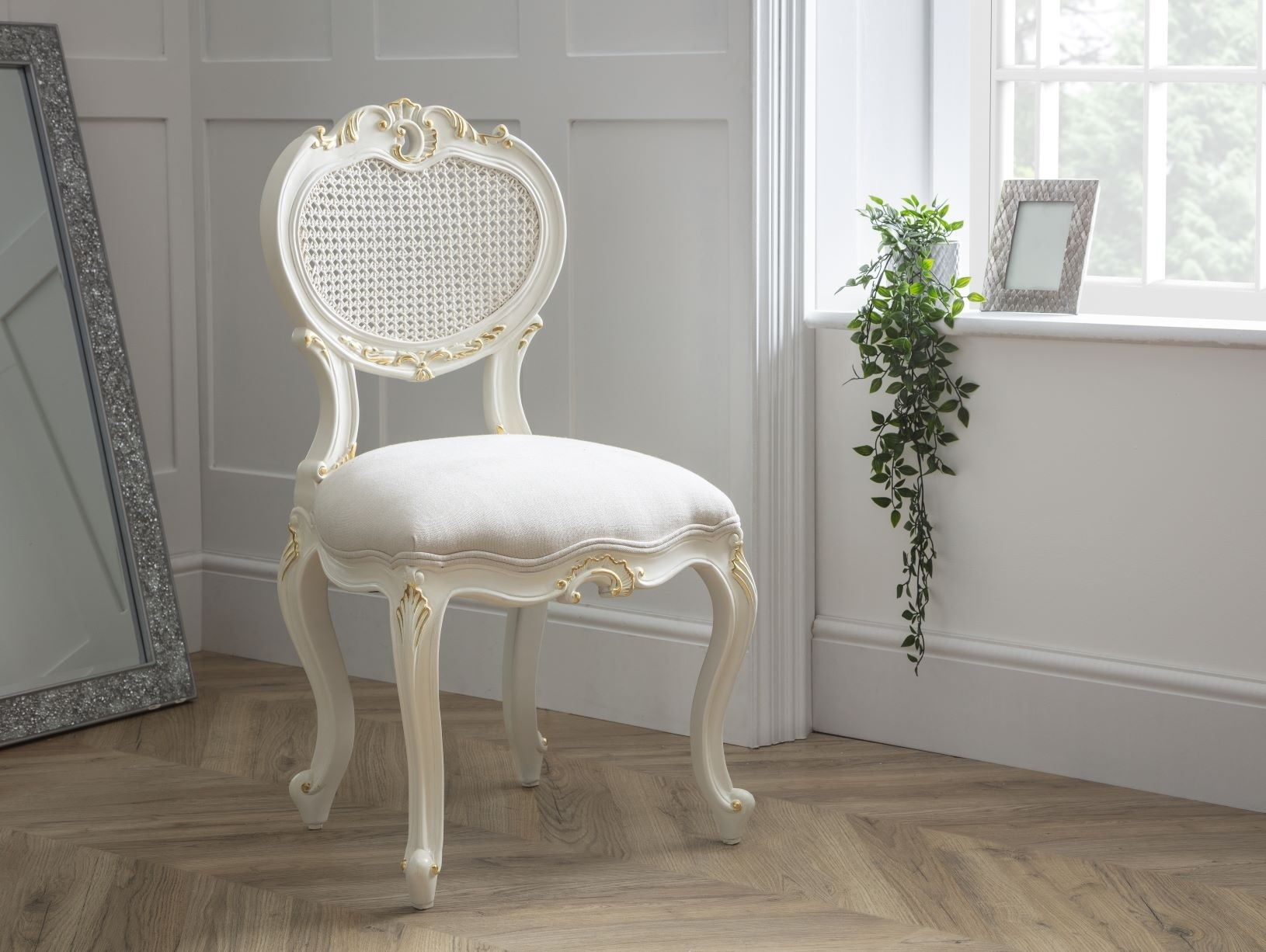 Provencale Antique White French Style Bedroom Chair French Bedroom Furniture French Chairs