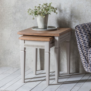 Bronte Tables Taupe (Nest of 2)