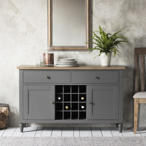 Cookham Large Sideboard Grey