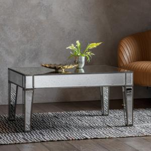 Pattington Mirror Coffee Table