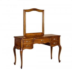 Alexander French Dressing Table with Mirror