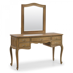 Alexander Weathered Oak French Dressing table