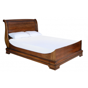 Antoinette French Low End Bed