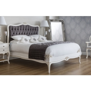 Beaulieu French Carved Chateau Bed