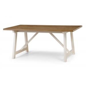 Pembroke French Painted Dining Table