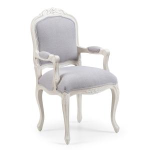 Lyon Upholstered French Carver