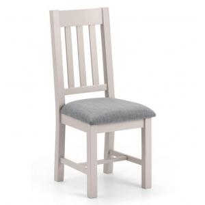 Malvern Dining Chair Off Grey