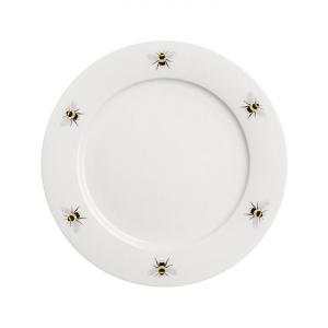 Bees Dinner Plate