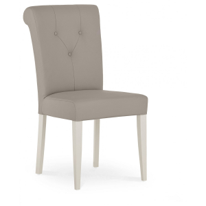 Richmond Contemporary Leather Dining Chair